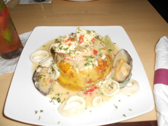 Waiter's Bar & Grill: My delicious dinner