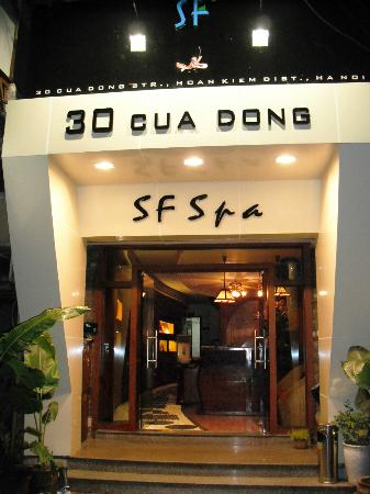 Welcome to SF Spa