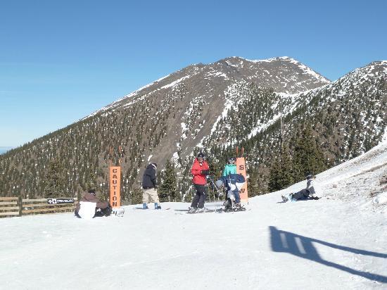 Humphreys Peak Ski Lift