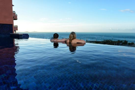 Martinique Whitsunday Resort : Pool View!