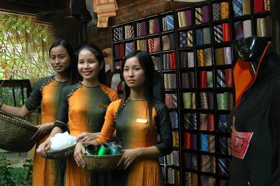 Phuoc An Silk Shop