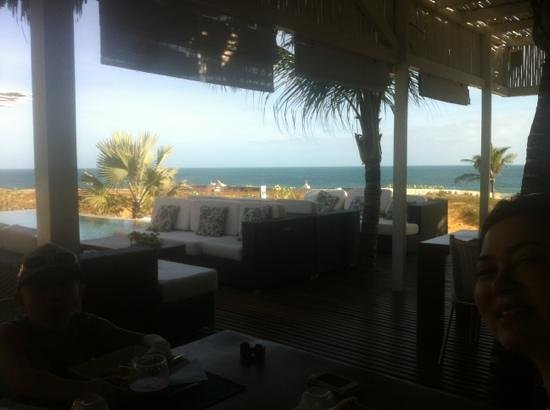 The Chili Beach Boutique Hotel & Resort: café da manha