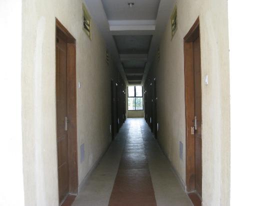Kings Crown Resort: passage