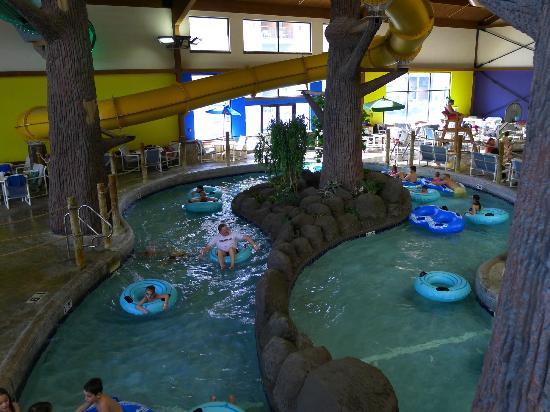 Lake Geneva Hotels Indoor Waterpark