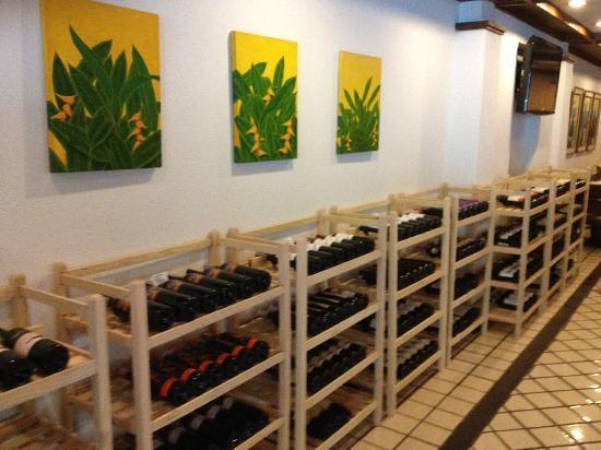 Le Bistrot at Suriwongse Hotel: Wine
