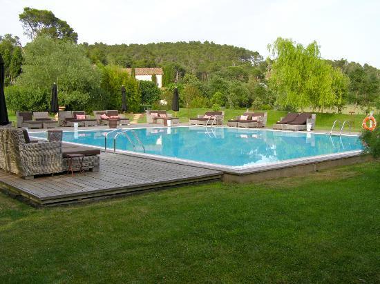 La Malcontenta Hotel: La Malcontenta- Pool setting