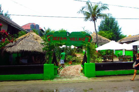 Dream village picture of dream village gili trawangan for Great rooms com