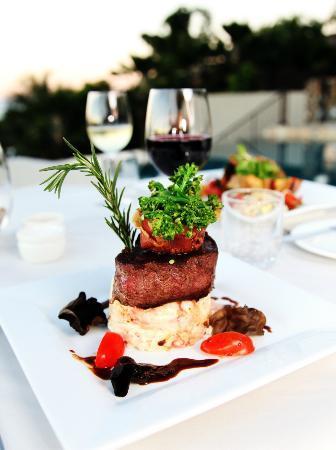 Deja Vu Restaurant: Beef Eye Fillet