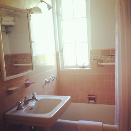 Chateau Marmont: salle de bain