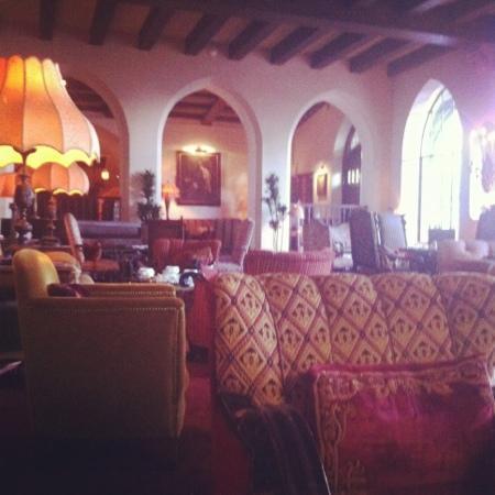 Chateau Marmont: restaurant