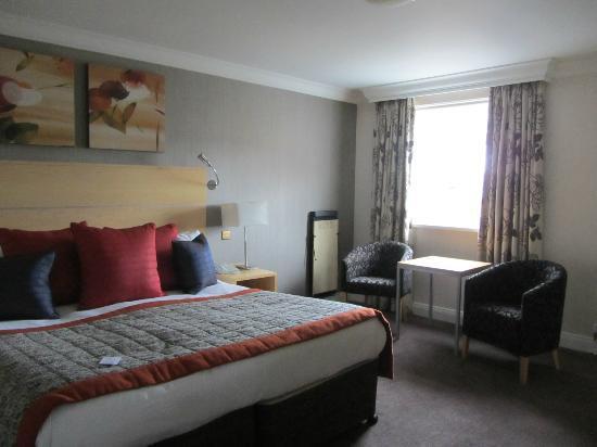 Caledonian Hotel Newcastle: Executive Suite