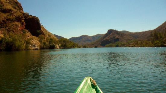 Eco-noeing Go Wild Adventure Tours - Day Tours: View from our canoe