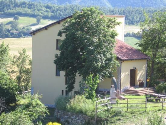 Agriturismo Castelsenese: il casale di campanelle