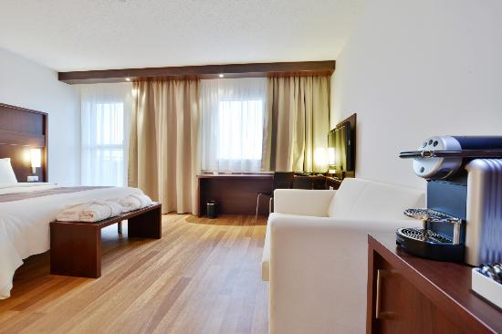 Ibis Olomouc Centre: Deluxe room
