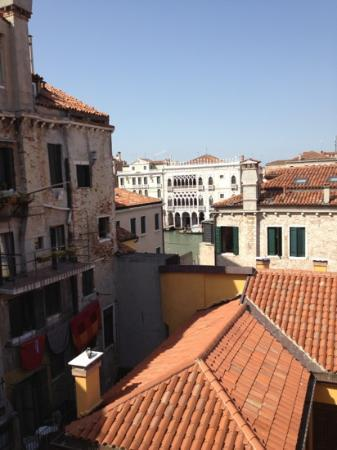Locanda Poste Vecie: view from room 14