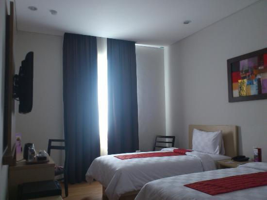 Swiss-Belinn Panakkukang Makassar: Room