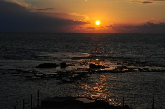 Byblos Sur Mer: End of another Byblos day