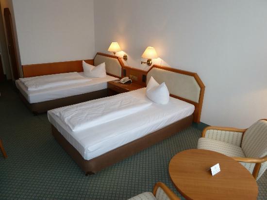 Avia Hotel: Doppelzimmer