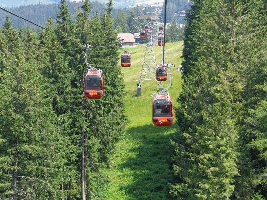 how to get from lucerne to mt pilatus
