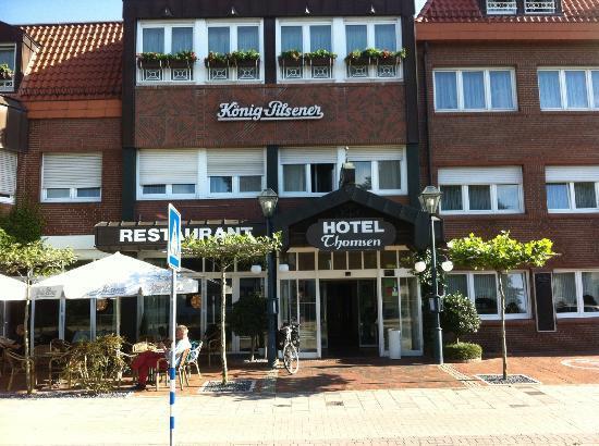 Hotel-Restaurant Thomsen : Hotel Thomsen Delmenhorst