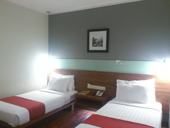 Citihub Hotel: Room + Bed