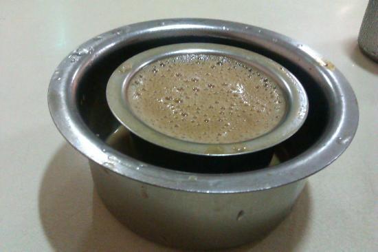 Cafe Madras: Filter Coffee