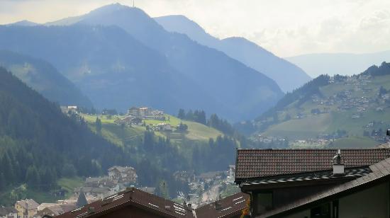 Hotel Scoiattolo: vista dalla camera