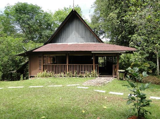 The Kebun: adrians bungalow