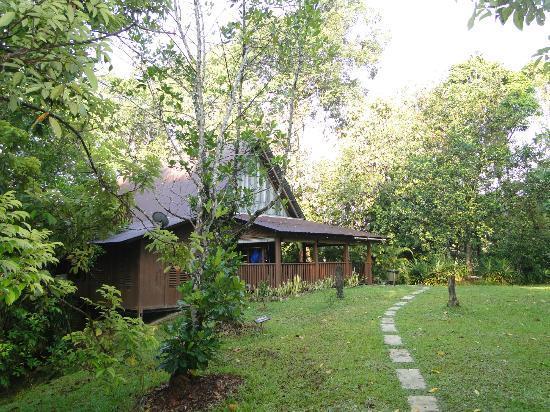 The Kebun: adrians bungalow