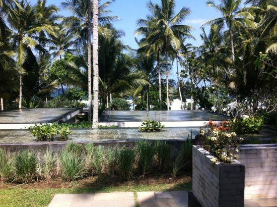 Kelapa Retreat Bali: Aussicht aus der ocean view Villa
