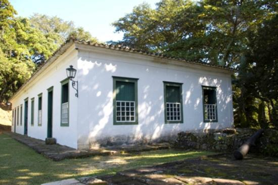 Museu Forte Defensor Perpetuo de  Paraty: Provided By: Ibram