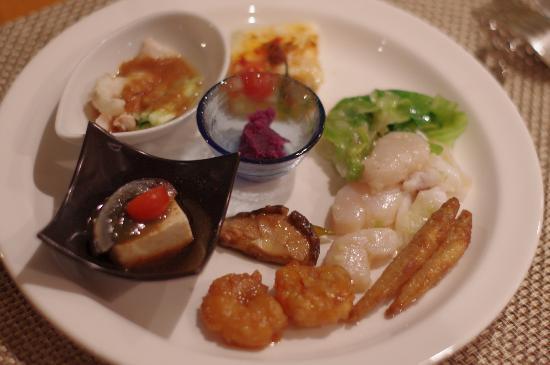 Hotel Moon Beach: dinner