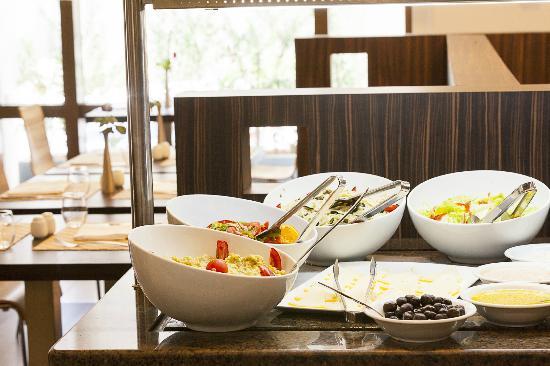 Ibis Tunis: Buffet Salade