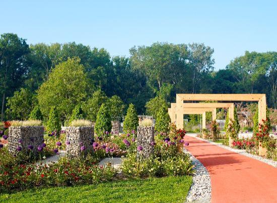 Die Garten Tulln Rosengarten C Alexander Haiden Bild Von Die Garten Tulln Tulln An Der Donau Tripadvisor