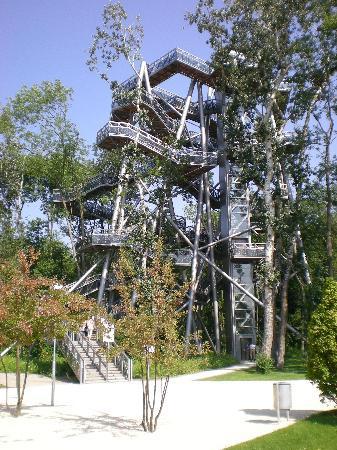 Die Garten Tulln 30 Meter Hohe Baumwipfelweg C Die Garten Tulln Bild Von Die Garten Tulln Tulln An Der Donau Tripadvisor