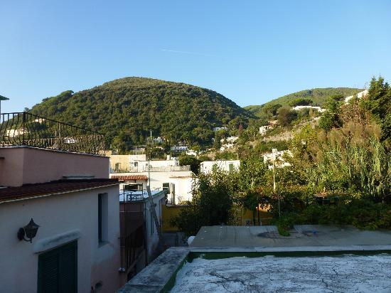 """Albergo Macri: très belle vue sur la """"montagne"""""""