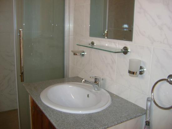 Villa Anse La Blague: Bathroom