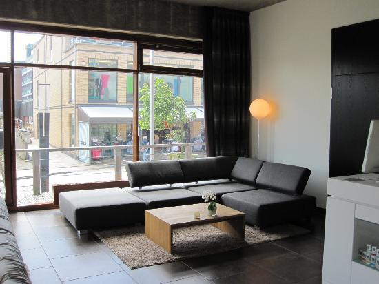 StrandGut Resort: Loungebereich