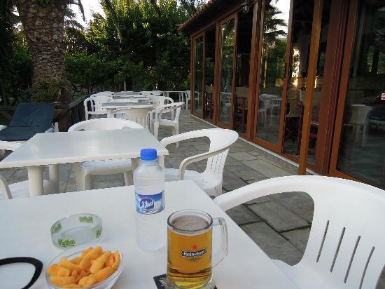 Hotel Costas Mary: Pool Bar
