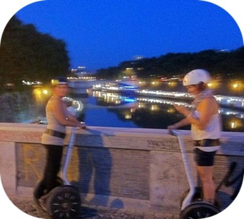 Rolling Rome Tours & Rents: Rome on Segway