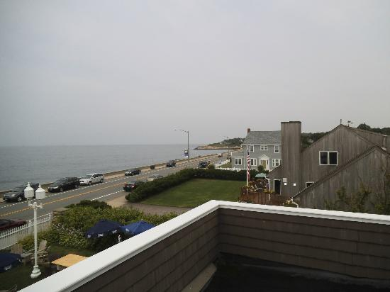 Ocean Rose Inn: view
