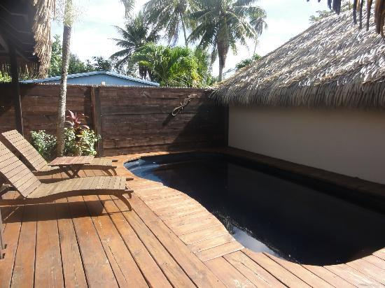 Sea Change Villas: Own private pool