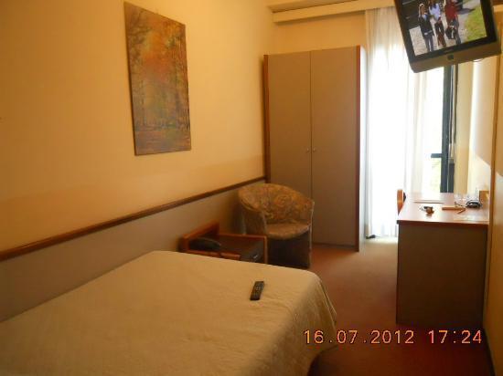 Mini Hotel Baradello : Stanza singola