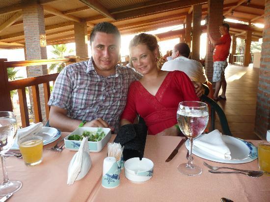 Horus Paradise Luxury Resort: Balık Alacarte Restaurant