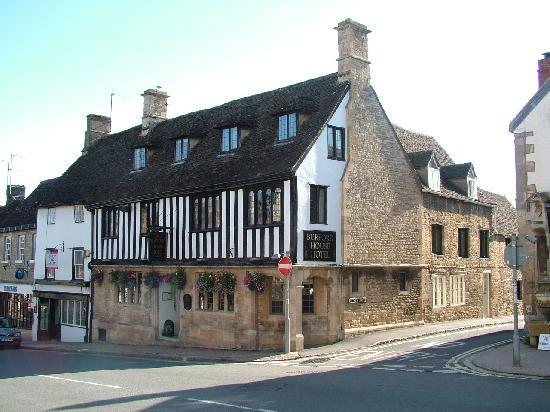 Burford House Exterior
