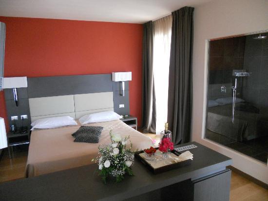 Zen Hotel Versilia: Splendida la suite!!!