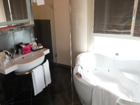 Zen Hotel Versilia: Un bagno spettacolare!!!
