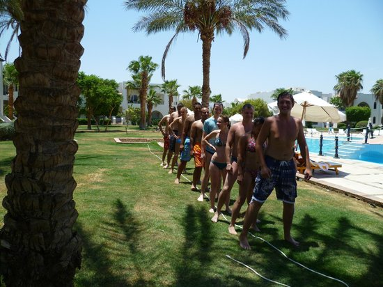 Poinciana Sharm Resort & Apartments: анимация