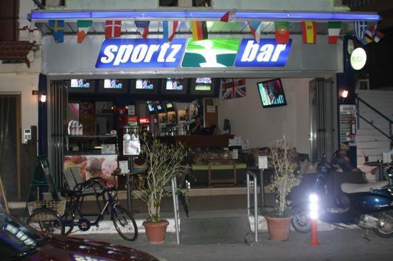 Sportz Bar