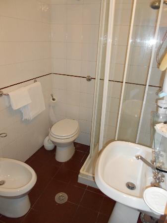 Hotel Francesco : BAGNO